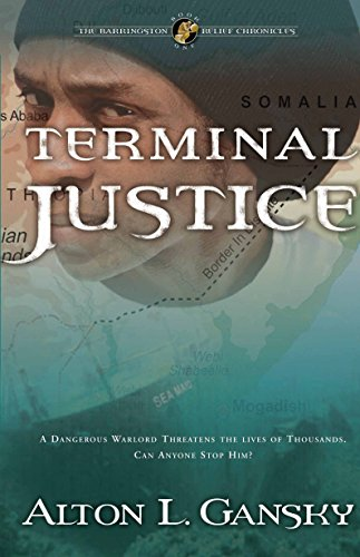 Terminal Justice (The Barringston Relief Chronicles, Book 1) -