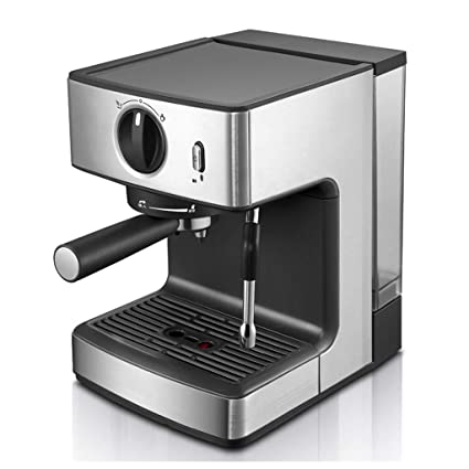 Xiuyun Máquina de café Semiautomática Leche de Vapor Cafetera Cafetera 1250W Italiano (Color : La