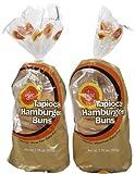 Ener-G Tapioca Hamburger Buns - 7.76 oz - 2 pk