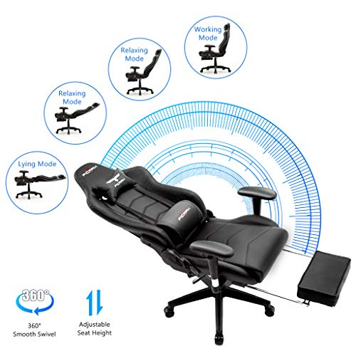 Is This The Best Computer Recliner Chair With Lumbar Support?