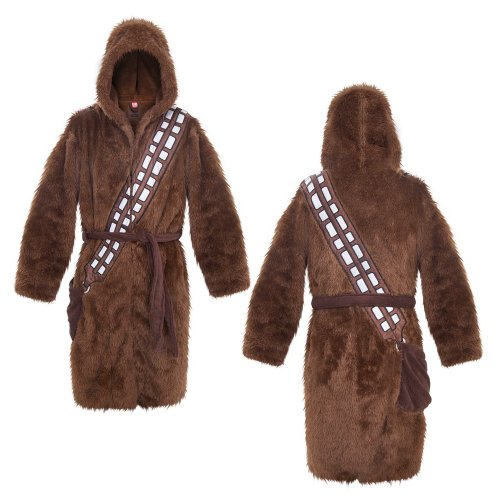518ff5QduzL - Star Wars Chewbacca Robe