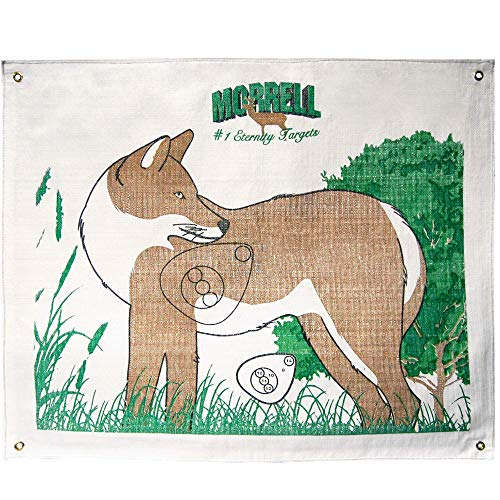 paper animal archery targets - 4