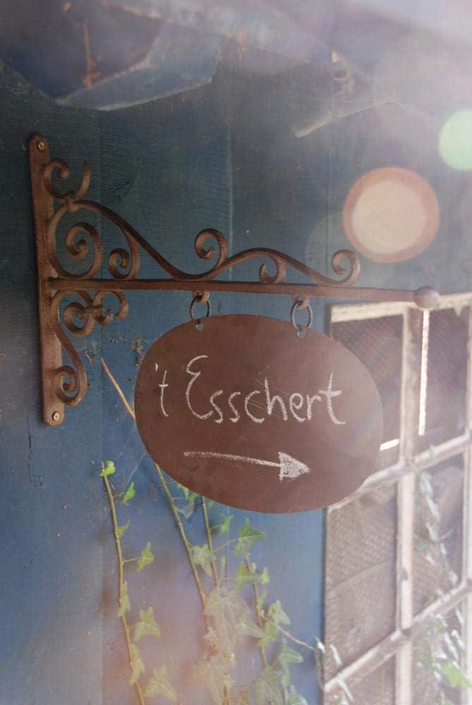 Large Esschert Design LH102 Sign Board Rectangular and Oval