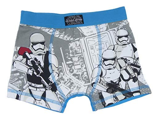 Boys Star Wars Boxers Trunks Hipster Storm Trooper The Force Awakens