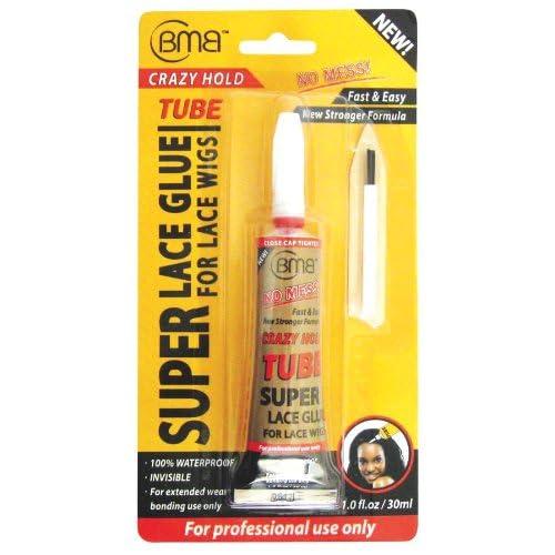 Bmb Lace Glue - Tube 1 oz. supplier