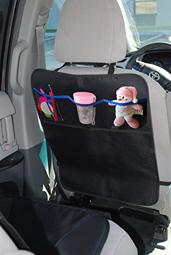 Car Seat Protector Kick Mats Back Set Perfect CarSeat For