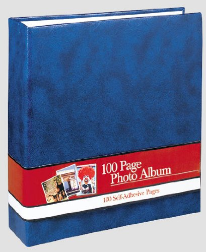 100 Page Photo Album Self Adhesive Colour May Vary Amazoncouk
