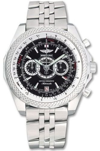 Breitling Bentley Supersports/Limited Edition Men's Watch 	a26364a6/bb64-ss