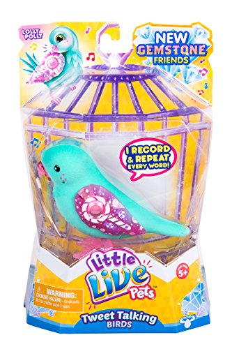 Little Live Pets Bird - Lolly Polly