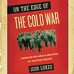 On the Edge of the Cold War  Audiobook