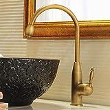 Faucet Cqq Full Copper Retro