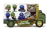 Awesome Little Green Men 8 Battle Pack Series 1 Style 1 Figures