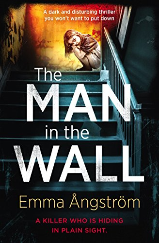 The Man in the Wall: a dark disturbing thriller you won't be able to put down cover