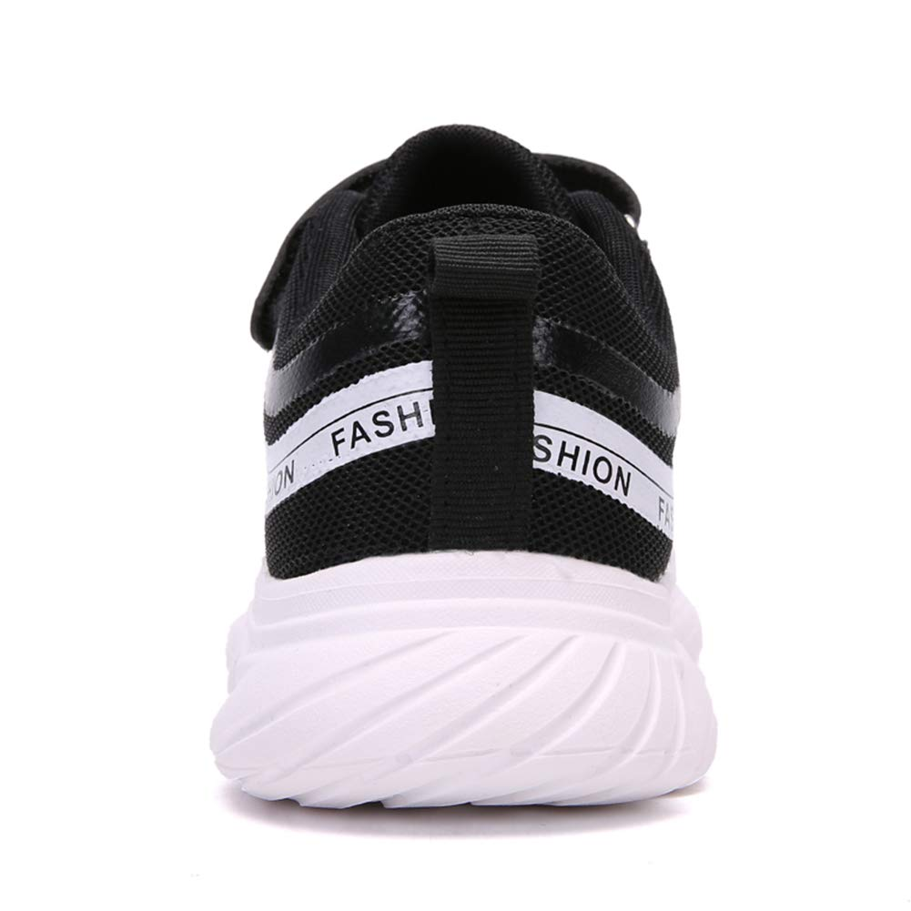 Toddler//Little Kid//Big Kid Z.SUO Kids Outdoor Sneakers Strap Athletic Running Shoes