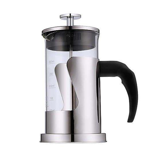 TONGSH Cafetera Francesa de café y té de Press Press Paquete ...