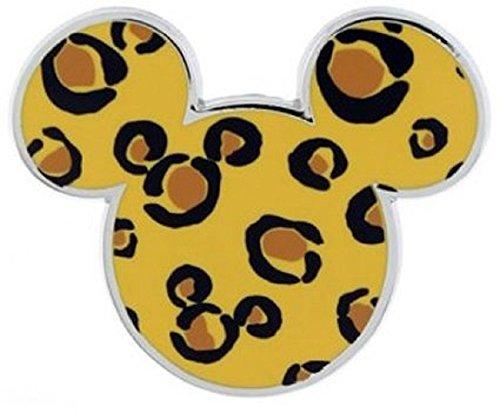 Disney Mickey Mouse Ears Leopard -