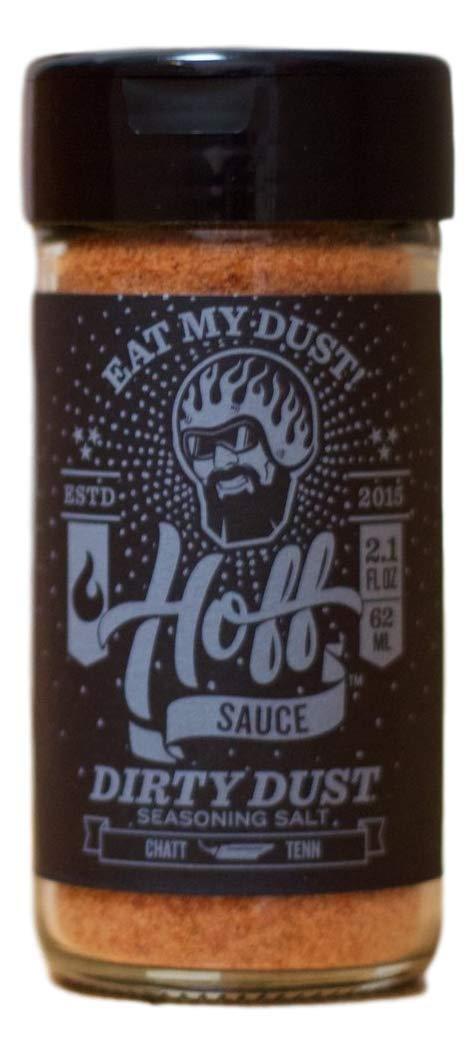 Hoff & Pepper Hoff's Dirty Dust Seasoned Salt Gluten Free Vegan