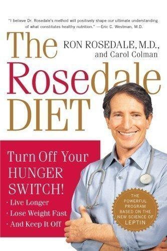 The Rosedale Diet by Rosedale, Ron, Colman, Carol Reprint Edition [Paperback(2005/9/6)]
