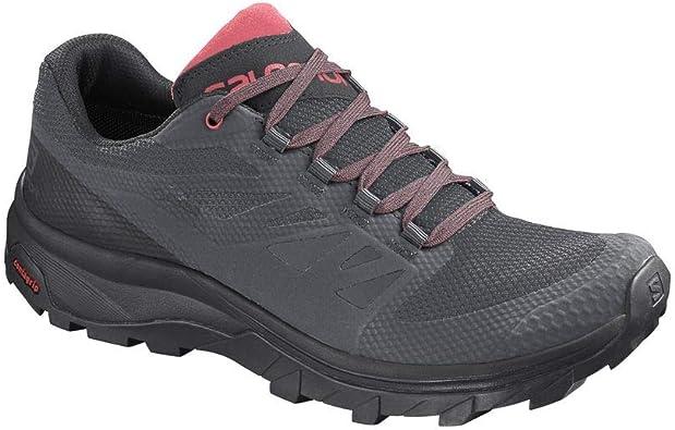 SALOMON Outline GTX, Zapatillas para Caminar para Mujer: Amazon.es: Zapatos y complementos
