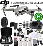 DJI Mavic Pro Platinum FLY MORE COMBO Collapsible Quadcopter EVERYTHING YOU NEED Bundle Review