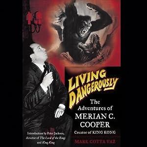 Living Dangerously Audiobook