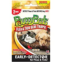 Buggybeds Flea and Tick Glue Traps