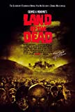 27 x 40 Land of the Dead Movie Poster