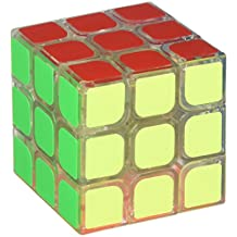 Dayan 3x3x3 MoYu Huanying Transparent Speed Cube Puzzle