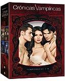 Crónicas Vampíricas - Temporadas 1-4 [DVD]