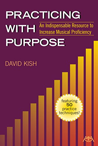 Practicing with Purpose: An Indispensable Resource to Increase Musical Proficiency