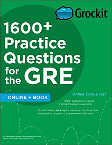 Buy grockit 1600 practice questions for the gre book online buy grockit 1600 practice questions for the gre book online grockit test prep book online at low prices in india grockit 1600 practice questions fandeluxe Image collections