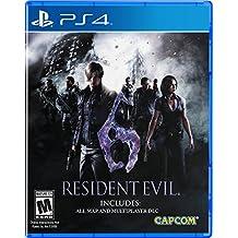 Resident Evil 6 - PlayStation 4 - Standard Edition