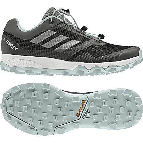adidas Damen Terrex Trailmaker Traillaufschuhe Schwarz (Core Black/Ftwr White/Ash Green)