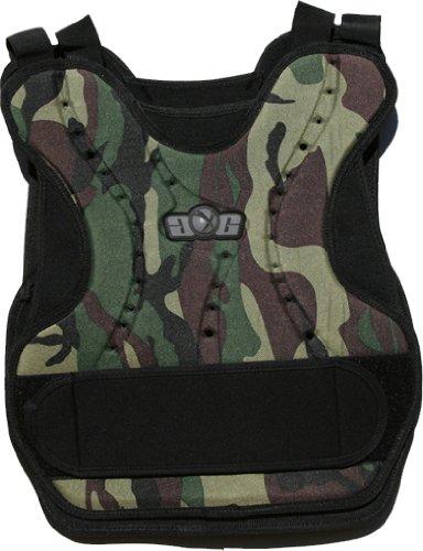 Gen-X Global Chest Protector (WOODLAND) G-47 Gen X Tactical Paintball Vest