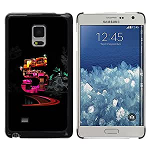 Planetar® ( 5 ) Samsung Galaxy Mega 5.8 / i9150 / i9152 Fundas Cover Cubre Hard Case Cover