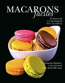 Macarons faciles par Serveau