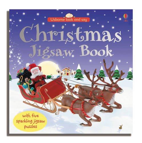 Read Online Christmas Jigsaw Book pdf