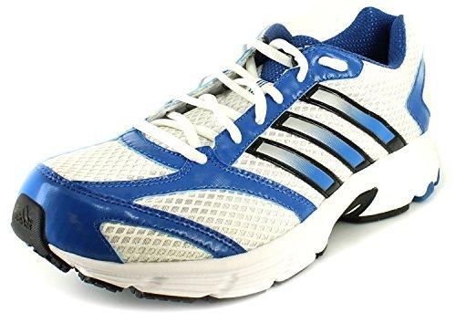 adidas HerrenHerren weißblau Turnschuhe mit adiWEAR
