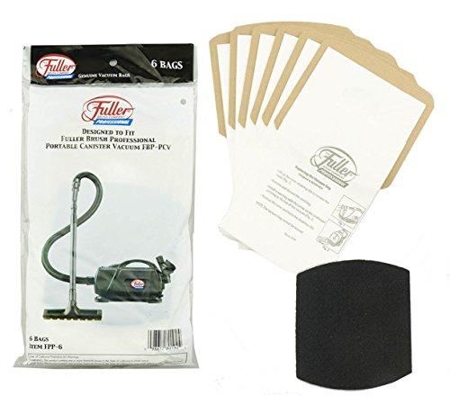 Fuller Brush Canister Vacuum Bags - 7