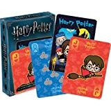 Aquarius Harry Potter Chibi Playing Cards