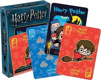 Aquarius Harry Potter Chibi Juego de Cartas: Amazon.es ...