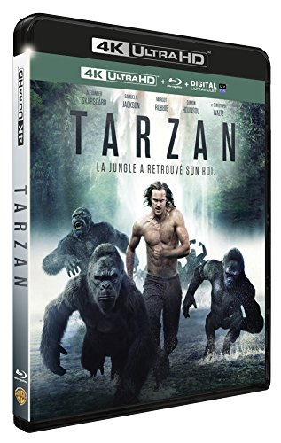Price comparison product image Tarzan [4K] [Blu-ray]