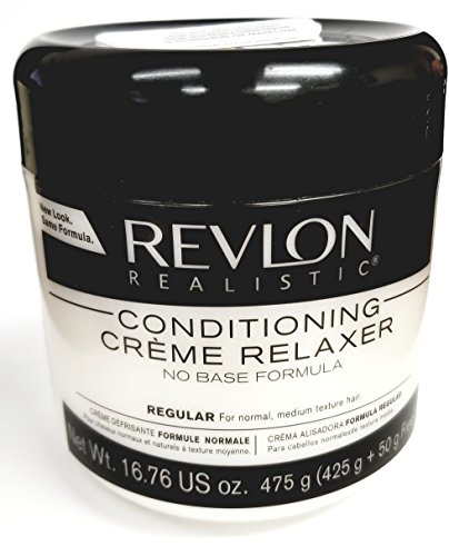 - Revlon Professional Conditioning Creme Relaxer Regular 16.76oz