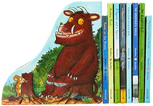 The Gruffalo and Friends Bedtime Bookcase]()