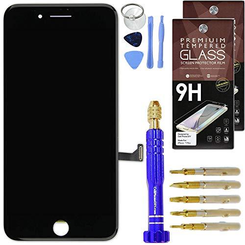 DIY Black iPhone 7 Plus Screen Replacement 5.5