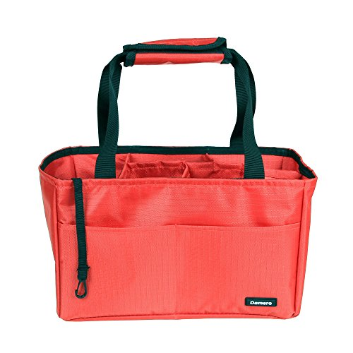 Tote It! Classic Everyday Tote (Red) - 2