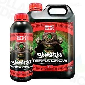 Shogun Samurai Terra crecer 1L