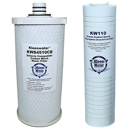 Selecto Scientific 109-0010 (101-230, 101-290) Compatible Filter Set for MF 5/600 Foodservice System