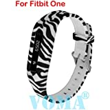 VOMA Newest Fitbit One Wristband/Fitbit Band/Fitbit One Band/Fitbit Wristband/Fitbit Bracelet/Fitbit One Replacement Band