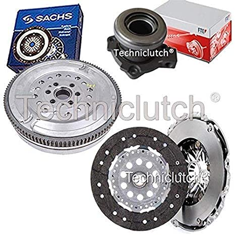 Nationwide 2 Piezas Kit de Embrague Sachs Dmf Fte Csc 7426816677510: Amazon.es: Coche y moto